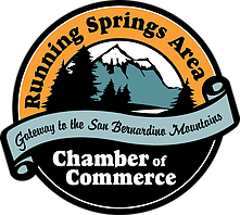 Running Springs Area Chamber of Commerce logo